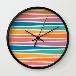 Boca Game Board Wall Clock