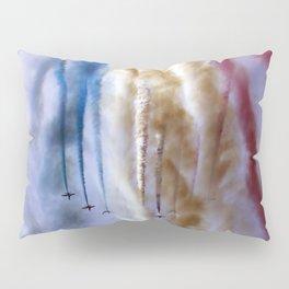 Creating Rainbow Pillow Sham