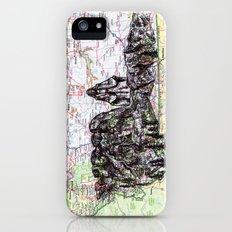 Montana iPhone (5, 5s) Slim Case