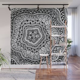 Doodle1 Wall Mural