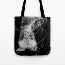 Hey diddle diddle! The cat and the fiddle Tote Bag
