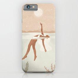 Full Moon Ritual iPhone Case