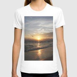 Bonita Beach Sunset T-shirt