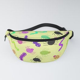 Crawlies - Yellow Fanny Pack