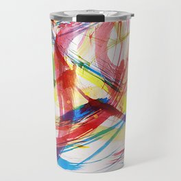 Dancing colors 2 Travel Mug