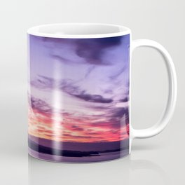 Auckland Sunset Coffee Mug