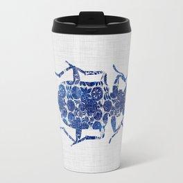 Blue Beetle II Travel Mug