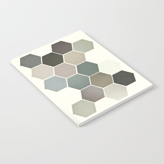 Shades of Grey Notebook