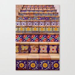Colors of San Antonio Canvas Print