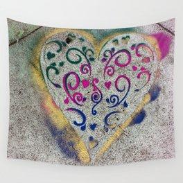 Street h'Art Wall Tapestry