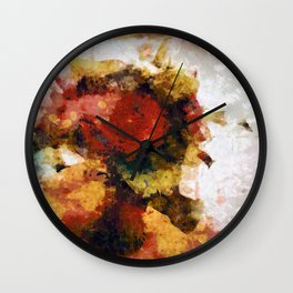 Soothe Your Soul Wall Clock