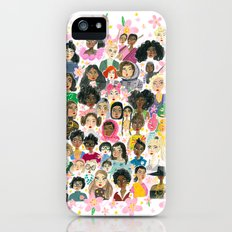 Women of the world iPhone SE Slim Case
