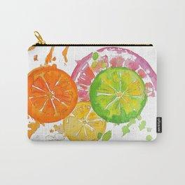 Citrus Burst! Carry-All Pouch