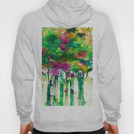 Song Of The Trees 9c by Kathy Morton Stanion Hoody