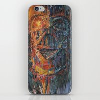 vader iPhone & iPod Skins featuring Vader by artofJPH