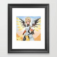 SYLVERCY Framed Art Print
