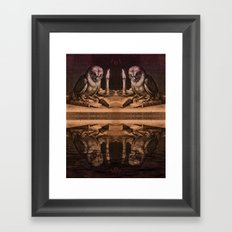 Wise Owls Framed Art Print