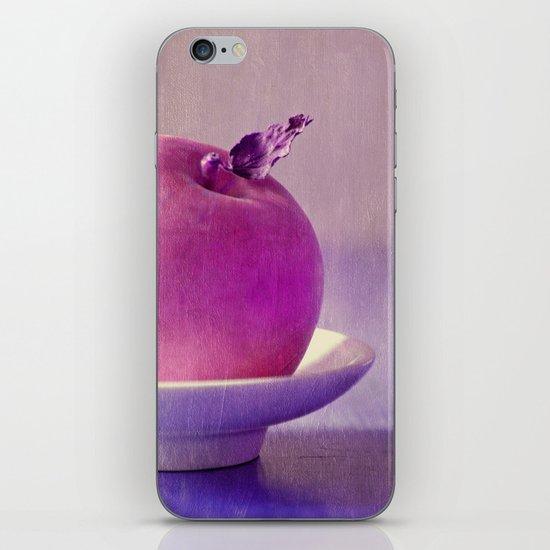 pink apple iPhone & iPod Skin