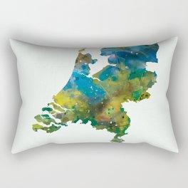 Netherlands Rectangular Pillow
