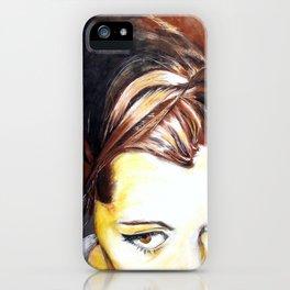 Michelle iPhone Case