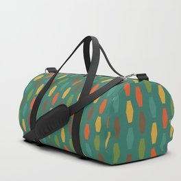 Colima - Teal Duffle Bag