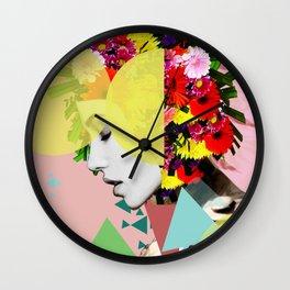 Broken Pride Wall Clock