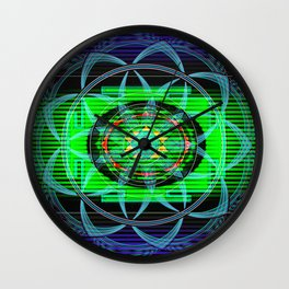 New Force Wall Clock