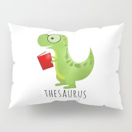 Thesaurus Pillow Sham