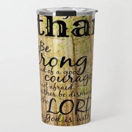 Ethan strong Travel Mug