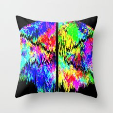 Calamity Inverted Throw Pillow