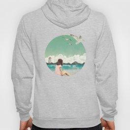 Calm ocean Hoody