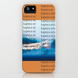 Kapoy iPhone Case
