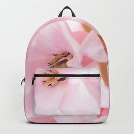 Pink hyacinth Backpack