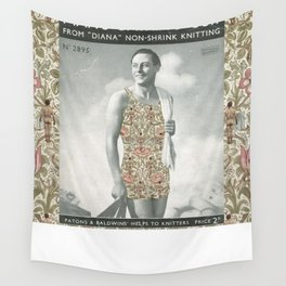 ...and Clyde Wears Mentalembellisher Wall Tapestry