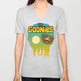 The Goonies Unisex V-Neck