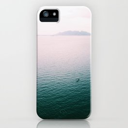 Solo Journey iPhone Case