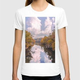 Fall Reflection T-shirt