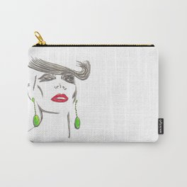 Pout&Quiff Carry-All Pouch
