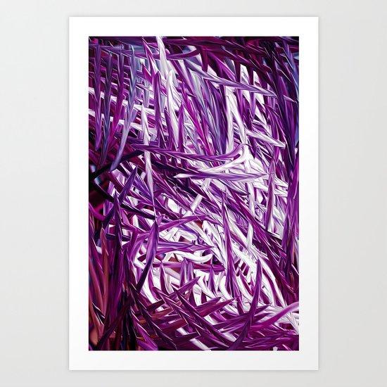 Thorned  Art Print