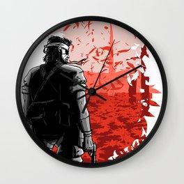 Big Boss (Red) Wall Clock