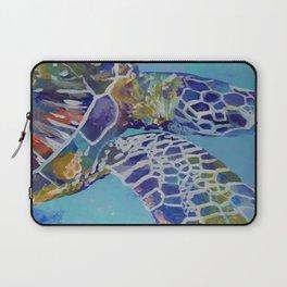Honu Kauai Sea Turtle Laptop Sleeve