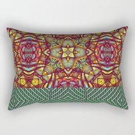 Space Rug No.05 Rectangular Pillow