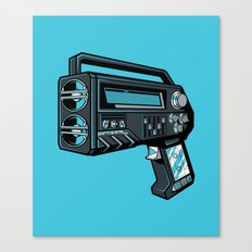 GHETTOBLASTER3000 Canvas Print