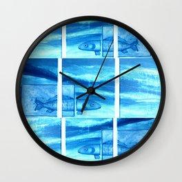 northsea Wall Clock
