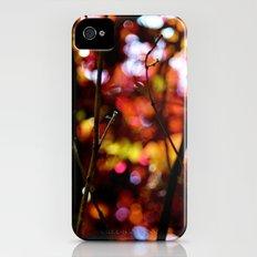 Bokeh iPhone (4, 4s) Slim Case