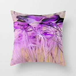 Abstract 92 Throw Pillow