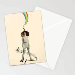 music for life Stationery Cards