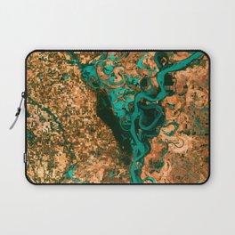 Meandering Mississippi Laptop Sleeve