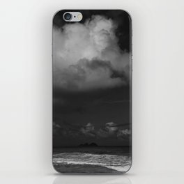 Dark Island Day iPhone Skin