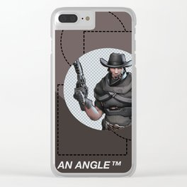 McCree Case Clear iPhone Case